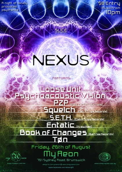 Slice presents: NEXUS